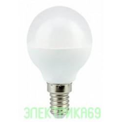 Ecola шар G45 E14 7W 2700K 2K 75x45 Premium K4QW70ELC