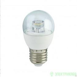 Ecola шар прозрачный G45 E27 7W 2700K 2K Premium K7FW70ELC