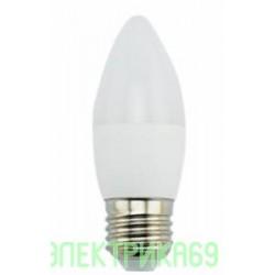 Ecola свеча E27 9W 2700K 2K 100x37 Premium C7MW90ELC