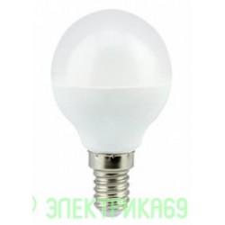 Ecola шар G45 E14 7W 2700K 2K 77x45 K4GW70ELC