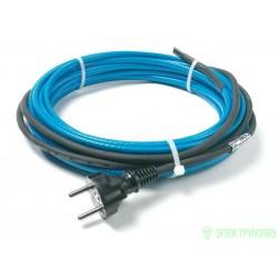 REXANT Греющий саморегулирующийся кабель на трубу (комплект) 15MSR-PB 8M (8м/120Вт), 51-0619