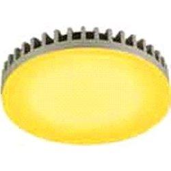 Ecola GX53 6.1W 28x74 желтый матовое стекло T5TY61ELC