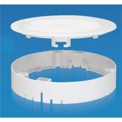Camelion рамка круглая для св/д даунлайта 5032-18 C01 для накладного способа установки