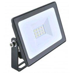 КОСМОС прожектор св/д 10W(800lm) SMD 6500K 6K 118x91x40 160-260V IP65 K_PR5_LED_10