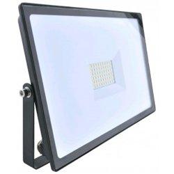 КОСМОС прожектор св/д 50W(4000lm) SMD 6500K 6K 245x160x42 160-260V IP65 K_PR5_LED_50