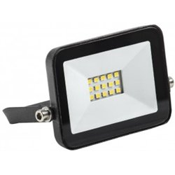 IEK прожектор св/д СДО 06-10 10W(900lm) 6500K 6K 105х88х27мм черный IP65 LPDO601-10-65-K02