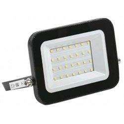 IEK прожектор св/д СДО 06-30 30W(2700lm) 6500K 6K 162х141х30мм черный IP65 LPDO601-30-65-K02