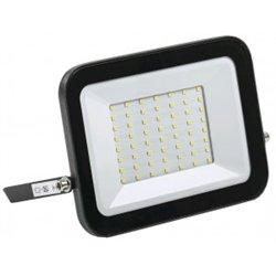 IEK прожектор св/д СДО 06-50 50W(4500lm) 6500K 6K 207х187х32мм черный IP65 LPDO601-50-65-K02