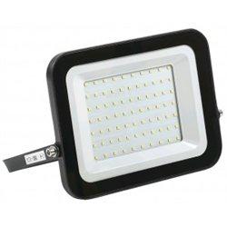 IEK прожектор св/д СДО 06-70 70W(6300lm) 6500K 6K 232х213х37мм черный IP65 LPDO601-70-65-K02