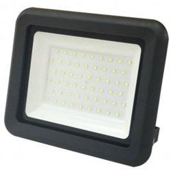 Jazzway прожектор св/д 70W(4600lm) 6500K IP65 227x220x37 PFL-C 6K .5001480B