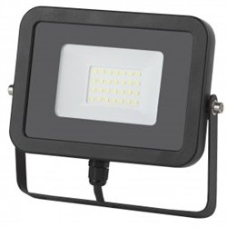 ЭРА Eco Slim прожектор св/д 30W(2100lm) 6500K SMD 185x125x28 IP65 6K LPR-30-6500К-М