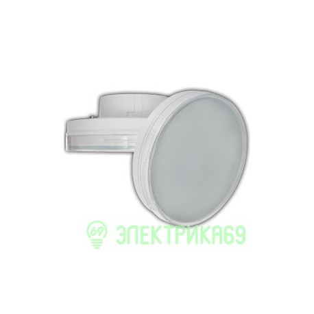 Ecola GX70 св/д 10W 4200 4K 111x42 матовое стекло T7MV10ELC