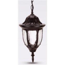 Camelion 4505 св-к уличный/садовый 'подвесной' бронза 60W E27 220V алюминий/стекло IP43