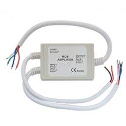 Ecola Усилитель для RGB ленты 12A 144W 12A IP65 AMP12BESB