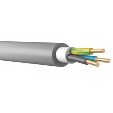Кабель NYM/NUM 3х2,5 (ГОСТ) (Калужский кабельный завод) силовой медный изоляц. ПВХ+резина+ПВХ 660В