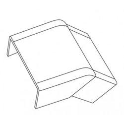 T-plast Угол внешний 16х16 белый (уп 4шт, цена за ШТУКУ!!!) 50-15-002-002