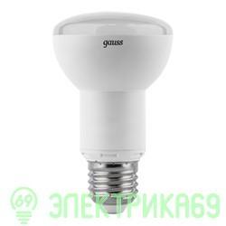 Gauss R63 E27 9W 4100 4K алюм./пластик LD106002209