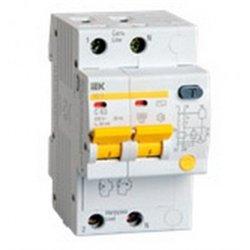 IEK АД12 диф. автомат 2P С16А 30мА MAD10-2-016-C-030