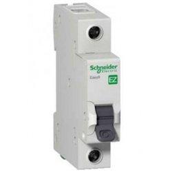 Schneider EASY 9 автоматический выкл. 1P 40А 4,5кА х-ка С 230В EZ9F34140