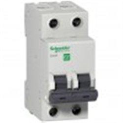 Schneider EASY 9 автоматический выкл. 2P 20А 4,5кА х-ка С 230В EZ9F34220