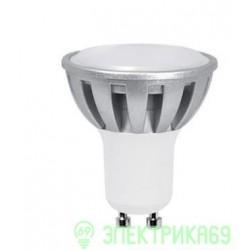 ASD GU10 5.5W(420lm) 3000К 2K 55x50 пластик/алюм