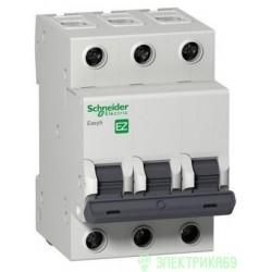 Schneider EASY 9 автоматический выкл. 3P 32А 4,5кА х-ка С 230В EZ9F34332