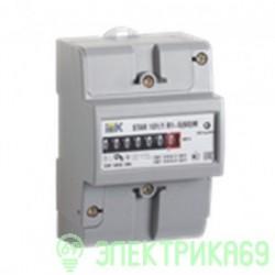 IEK счетчик эл/эн 1ф 1т 5(60)А STAR 101/1 R1-5(60)М для уст. на рейку CCE-1R1-1-01-1