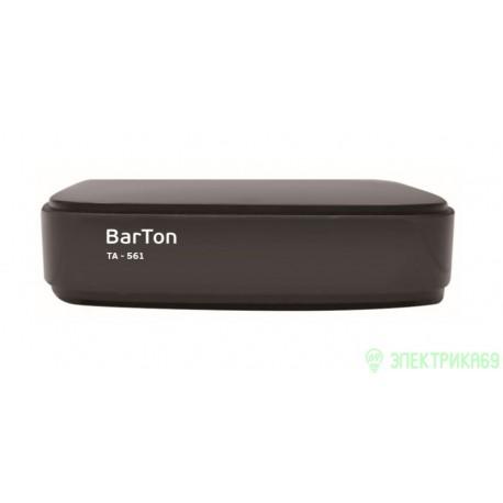 Цифровой эфирный приемник BarTon TA-561