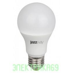 Jazzway лампа св/д для растений A60 E27 15W 15мкм/с матовая IP20 60x130 .5025547