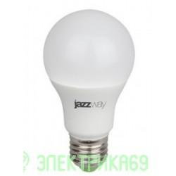 Jazzway лампа св/д для растений A60 E27 9W 10мкм/с матовая IP20 60x112 .5002395