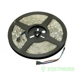 Ecola Лента св/д PRO 14,4W/m 60Led/m 12V IP65 RGB 5м SMD5050 P5LM14ESB