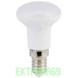 Ecola R39 E14 5.2W 4200 4K 69x39 пласт./алюм. G4SV52ELC